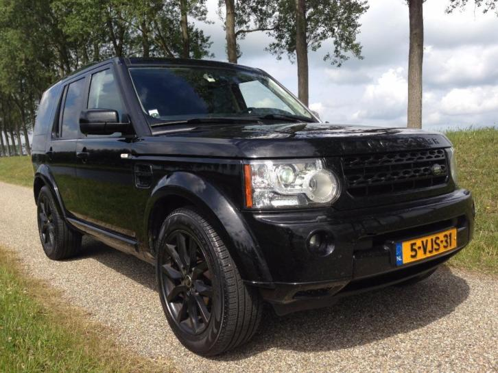 Land Rover Discovery 4 2.7 Tdv6 Comm. AUT 2010 Black Edition