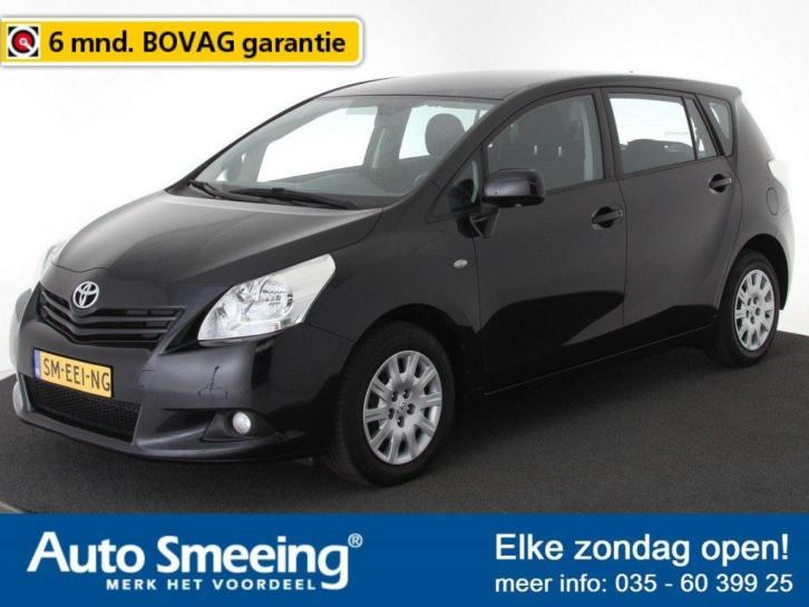 Toyota Verso 1.8 VVT-i Aspiration 7 Persoons Airco Trekhaak