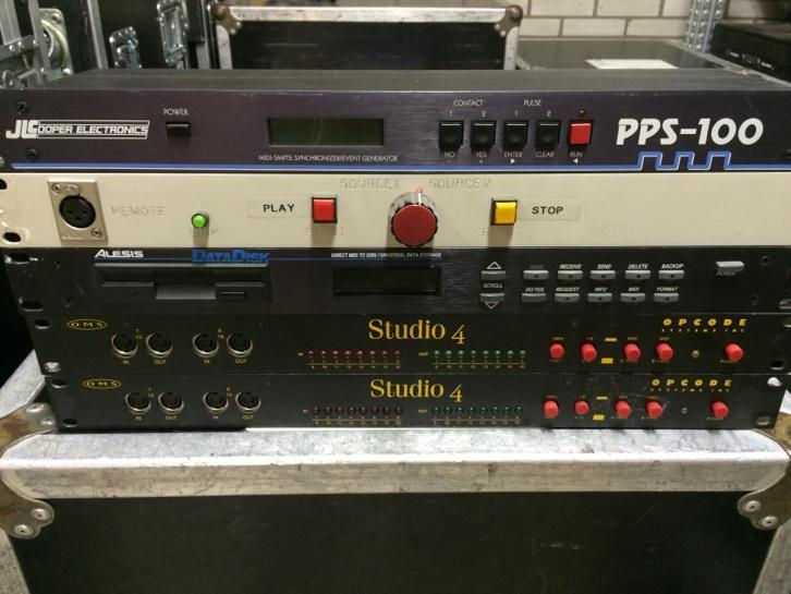 Div midi Equipment