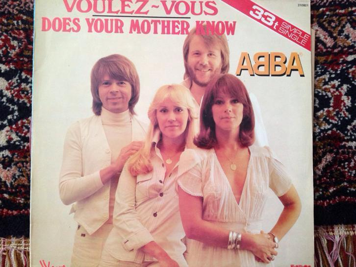 ABBA-Voulez-Vous/Does Your Mother Know
