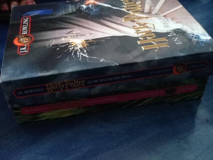 Harry Potter 2 paperbacks
