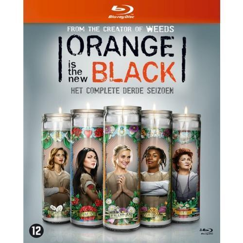 Orange is the new black - Seizoen 3 (Blu-ray) voor € 25.99