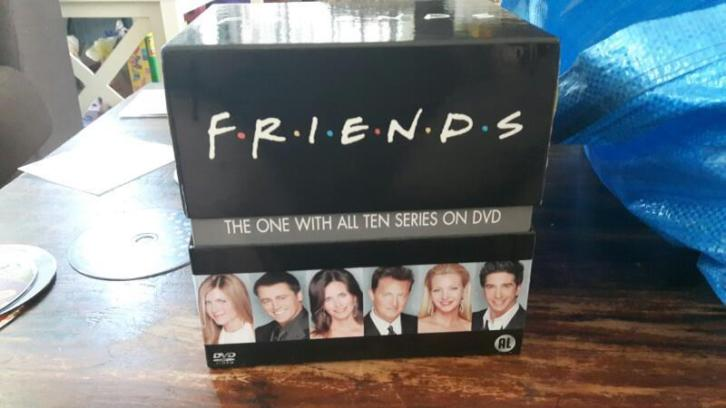 Friends dvd box