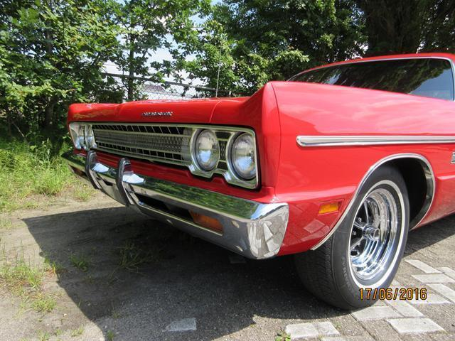 Plymouth OVERIGE Fury sport