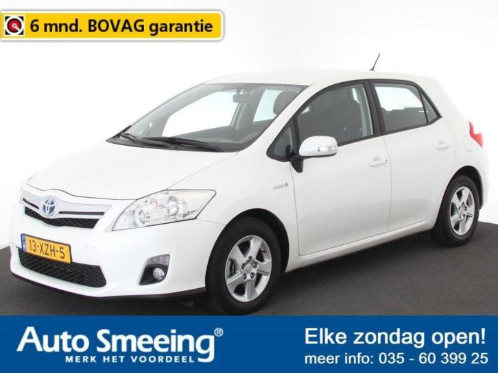 Toyota Auris 1.8 FULL HYBRID BUSINESS Navigatie
