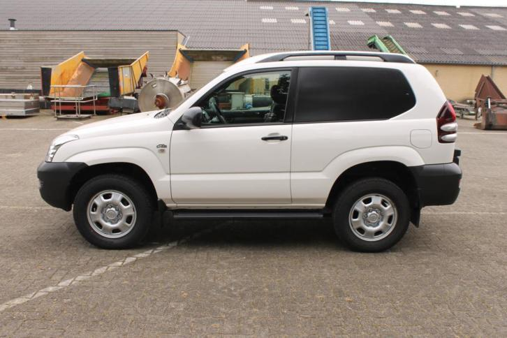 2009 Toyota Landcruiser 3.0D4D 3 drs LX Epic Auctions