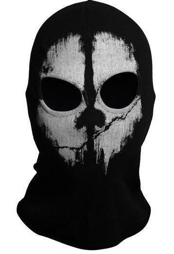 CALL OF DUTY GHOSTS Maskers