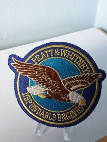 Patch,Pratt & Whitney