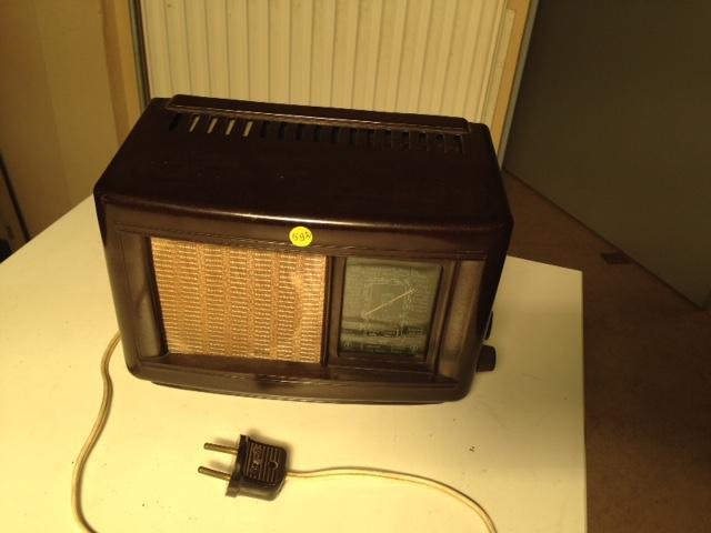 Philips Radio type 208U 1948