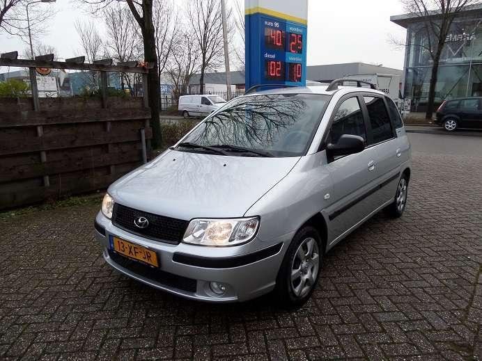 Hyundai Matrix 1.6i Active Cool
