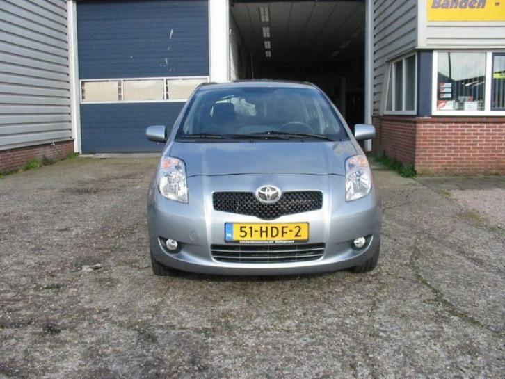 Toyota Yaris 1.3 VVTi Executive MMTAUTOMAAT,5 DRS,AIRCO,NW S
