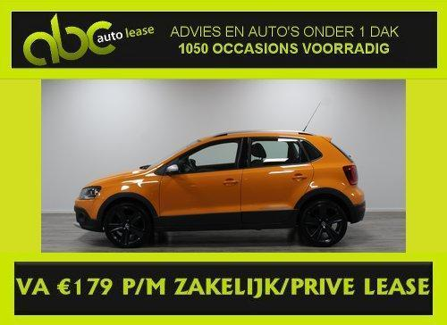 VW POLO CROSS 1.4 Comfortline - Navigatie - Cruise Control