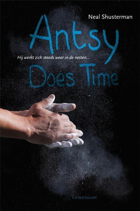 [#542227] Antsy does time