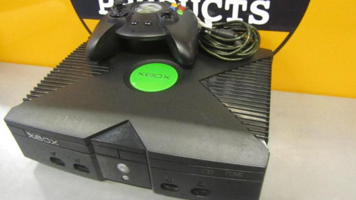 Used Products Leeuwarden - Xbox Classic