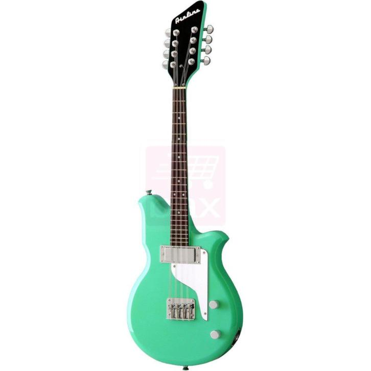Eastwood Guitars Airline Mandola Seafoam Green