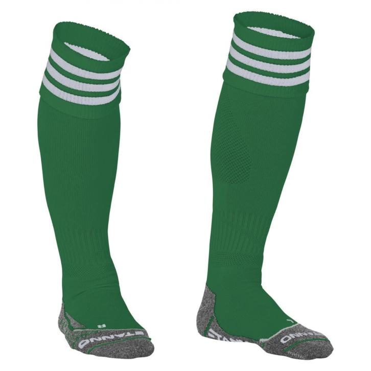 Stanno Ring Sock Groen/Wit