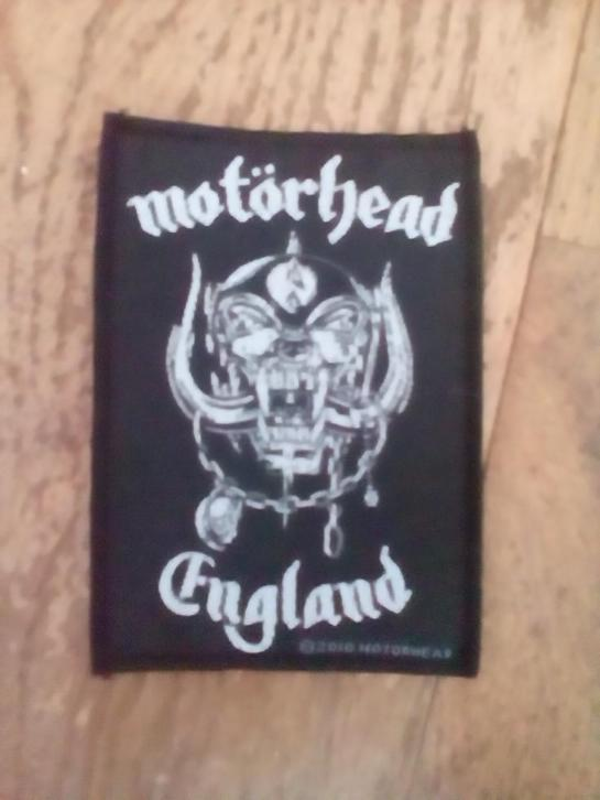 Metal patches(metal,gothic,punk,rock,patch,Motörhead,slayer)