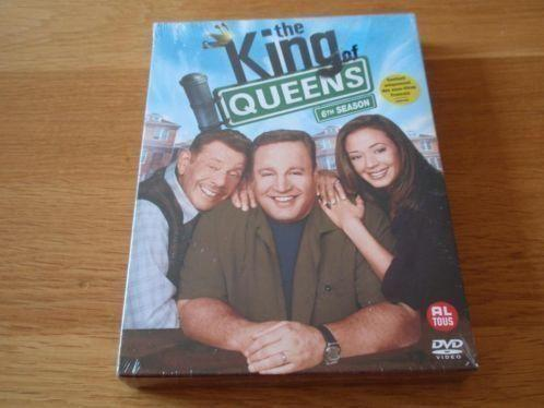 Dvd's The KIng of Queens - Nieuw in Seal