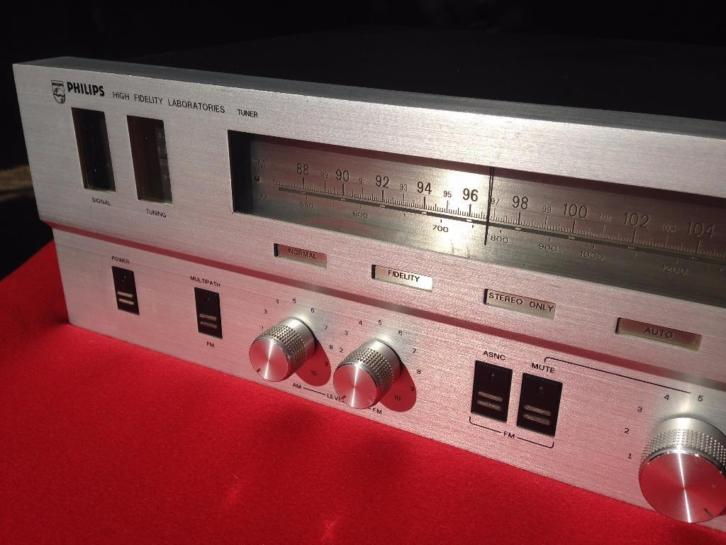 Philips 22AH673 Lab serie analoge tuner