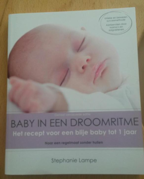 baby in droomritme Stephanie Lampe