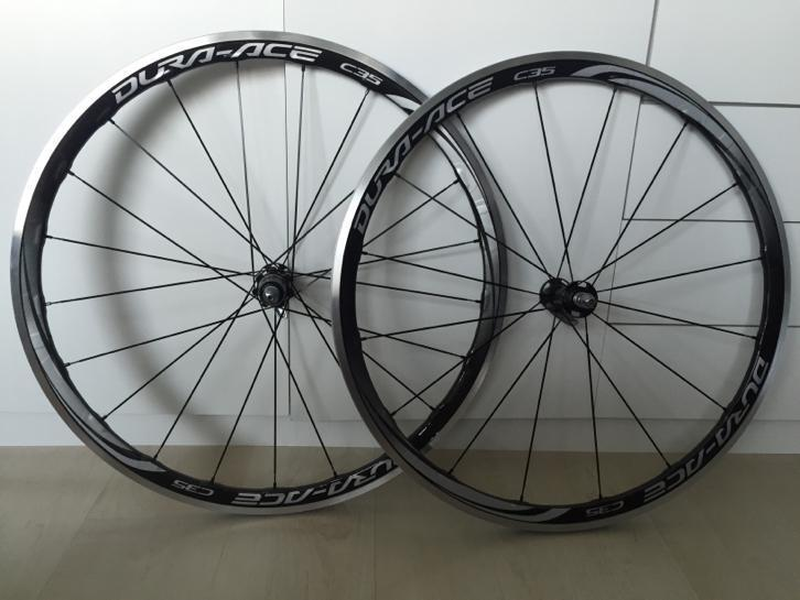 Shimano wielset Dura-Ace WH-9000 C35