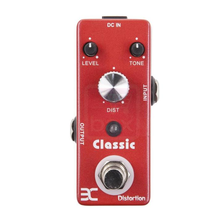 ENO TC-15 Classic Distortion effectpedaal