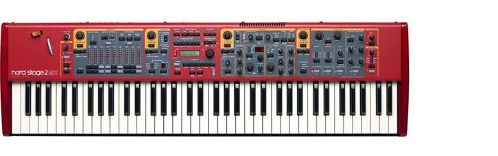 Nord Stage 2 EX Compact b-stock in absolute nieuwstaat