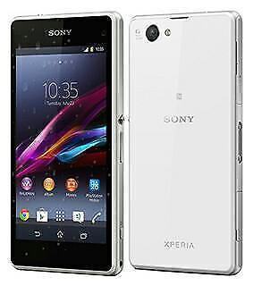 Xperia Z1 compact Wit