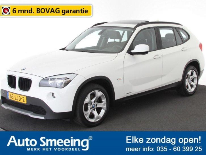 BMW X1 1.8I SDRIVE EXECUTIVE Navigatie Panoramadak