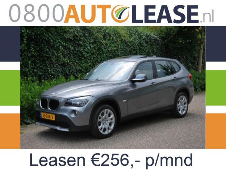 BMW X1 1.8D SDRIVE | Lease € 256,– per mnd