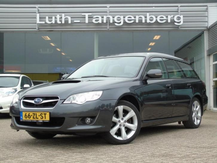 Subaru Legacy Touring Wagon 2.0D LUXURY (bj 2008)