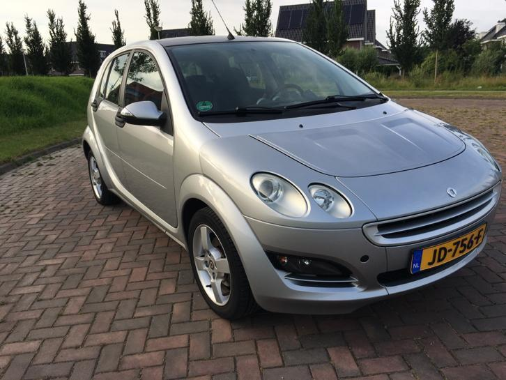 Smart Forfour Passion 1.1 automaat Panoramadak airco 2006