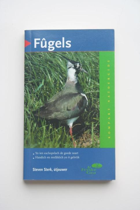 Fûgels (Fries vogelboek)
