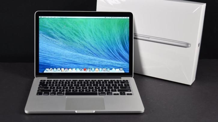 "Macbook Pro 13"" Retina 2,7Ghz i5 8GB DDR3 128GB Flash"