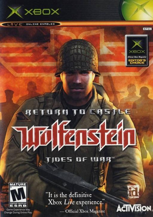 Return to Castle Wolfenstein: Tides of War | Xbox | iDeal