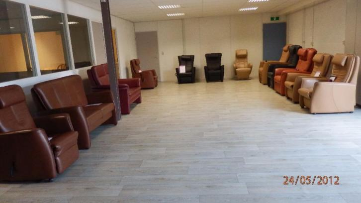 Grootse outlet in Prominent sta op relax/fauteuils/stoelen