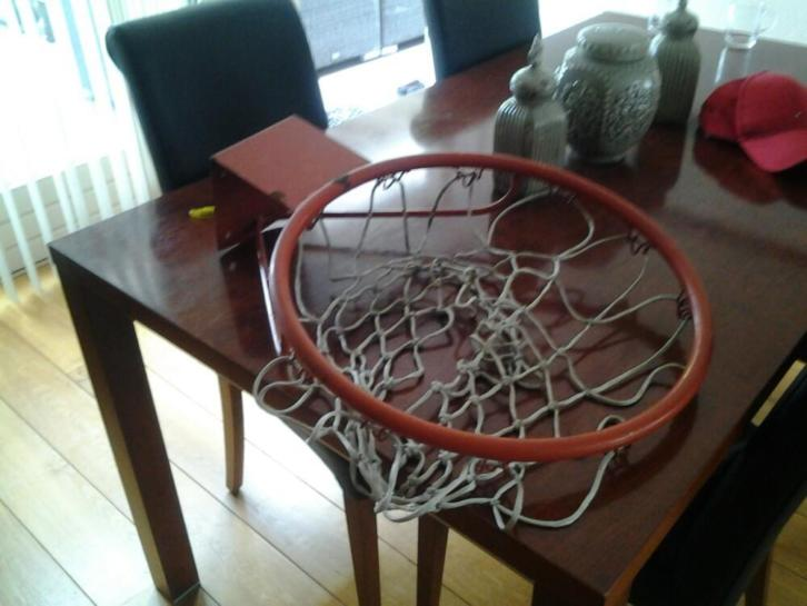 te koop basketbalring
