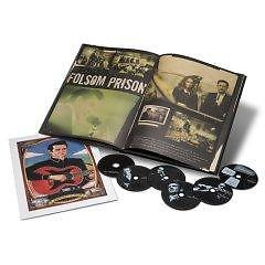 Johnny Cash limited numbered Legend box incl litho 5 cd dvd
