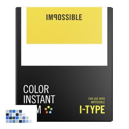 Impossible I-type Film Color