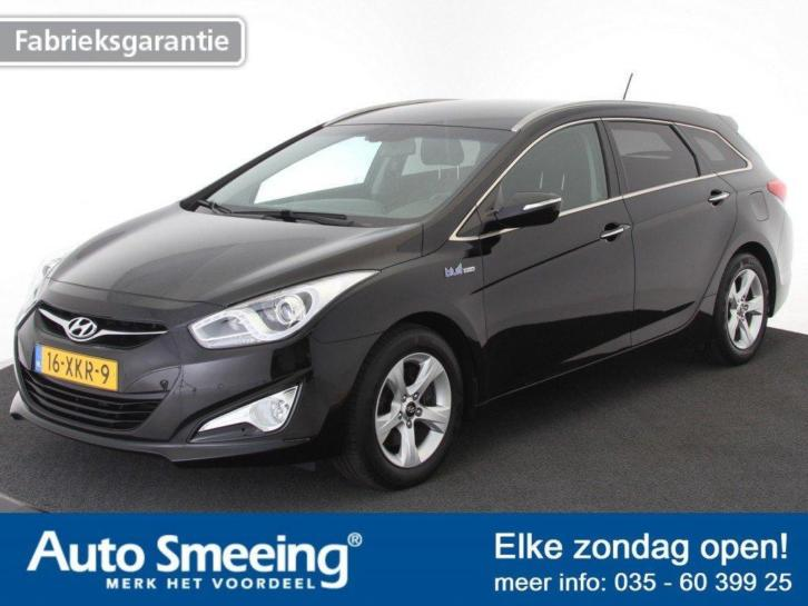 Hyundai i40 Wagon 1.6 GDI BLUE BUSINESS EDITION Navigatie