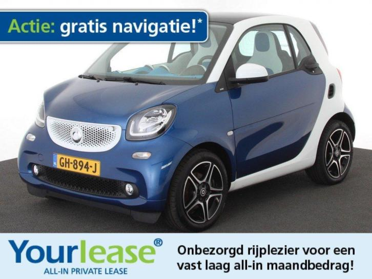 Smart Fortwo 1.0 Proxy All In 229,- Per Maand Privelease