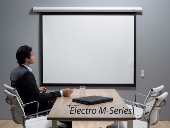 projection screen I-visions electro L series