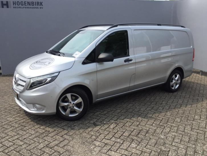 Mercedes-benz Vito 116 CDI Aut. Lang   Used 1 Full options!