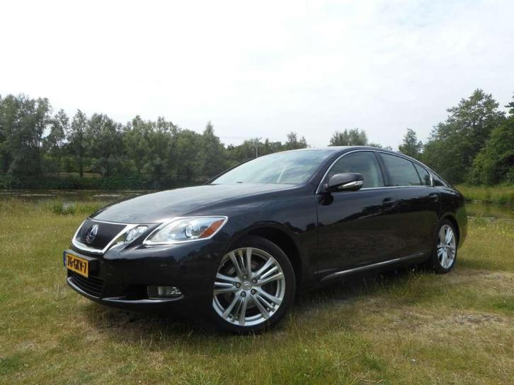 Lexus GS 450h 218kw/296pk Executive !Facelift! GERESERVEERD