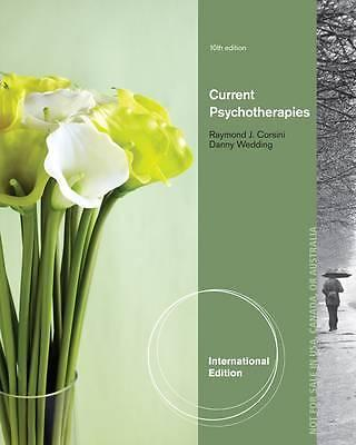 Current Psychotherapies 9781285175591