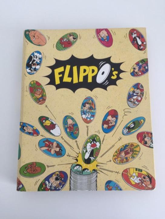 Complete Flippo Map (Looney Tunes & Chester)