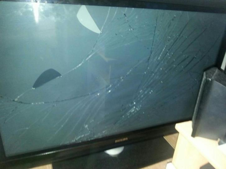 philips tv defect