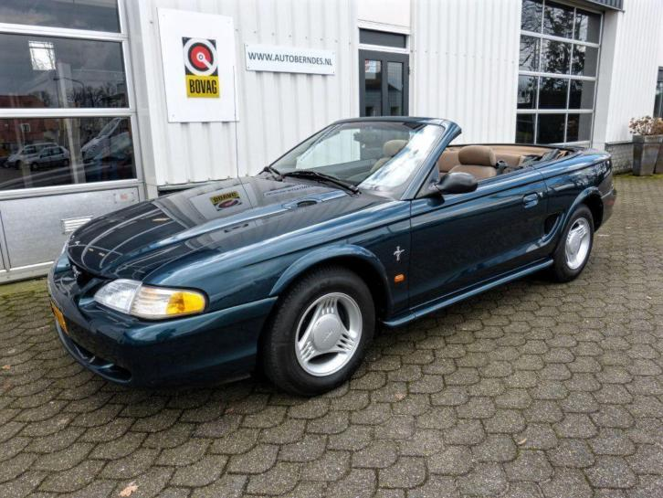 Ford USA Mustang Convertible 3.8 V6 Automaat*82.000km/nieuws