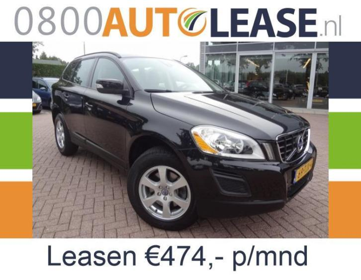 Volvo XC60 2.0 D3 Geartronic | Lease € 474,– per mnd