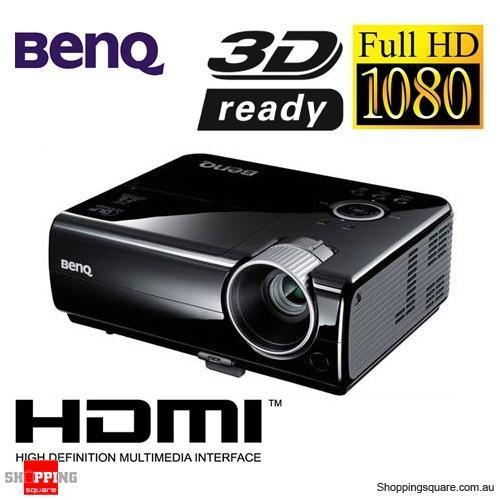 BENQ MS510 HD BEAMER + OPTOMA 3D-XL 4 brillen erbij